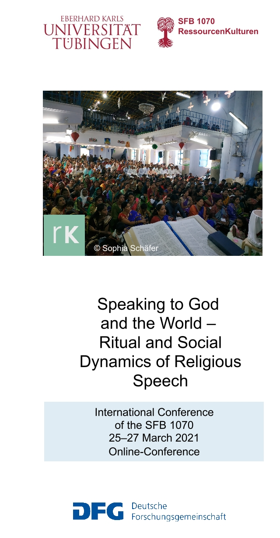 Speaking to God and the World_Bild